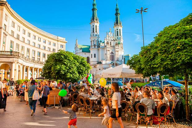 Daygame Warsaw (Meet Girls In Warsaw In The Daytime – Ultimate Guide!)