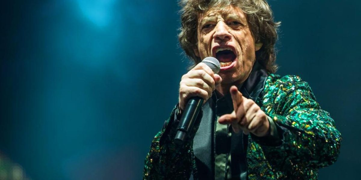 mick jagger rock band