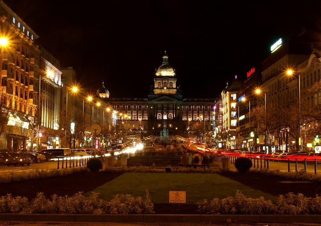 wenceslas square seedy nightlife
