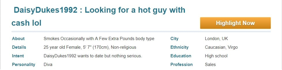 Fake POF Profile Experiment Reveals SHOCKING Male Thirst!