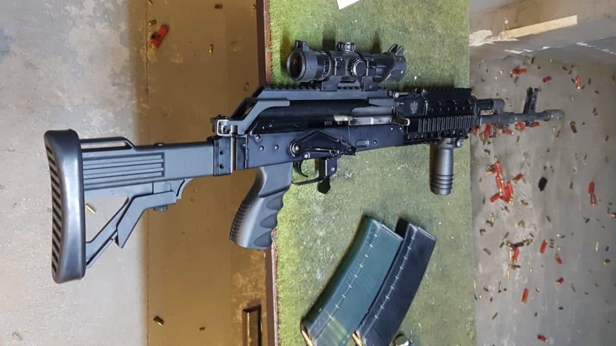 gun range poland