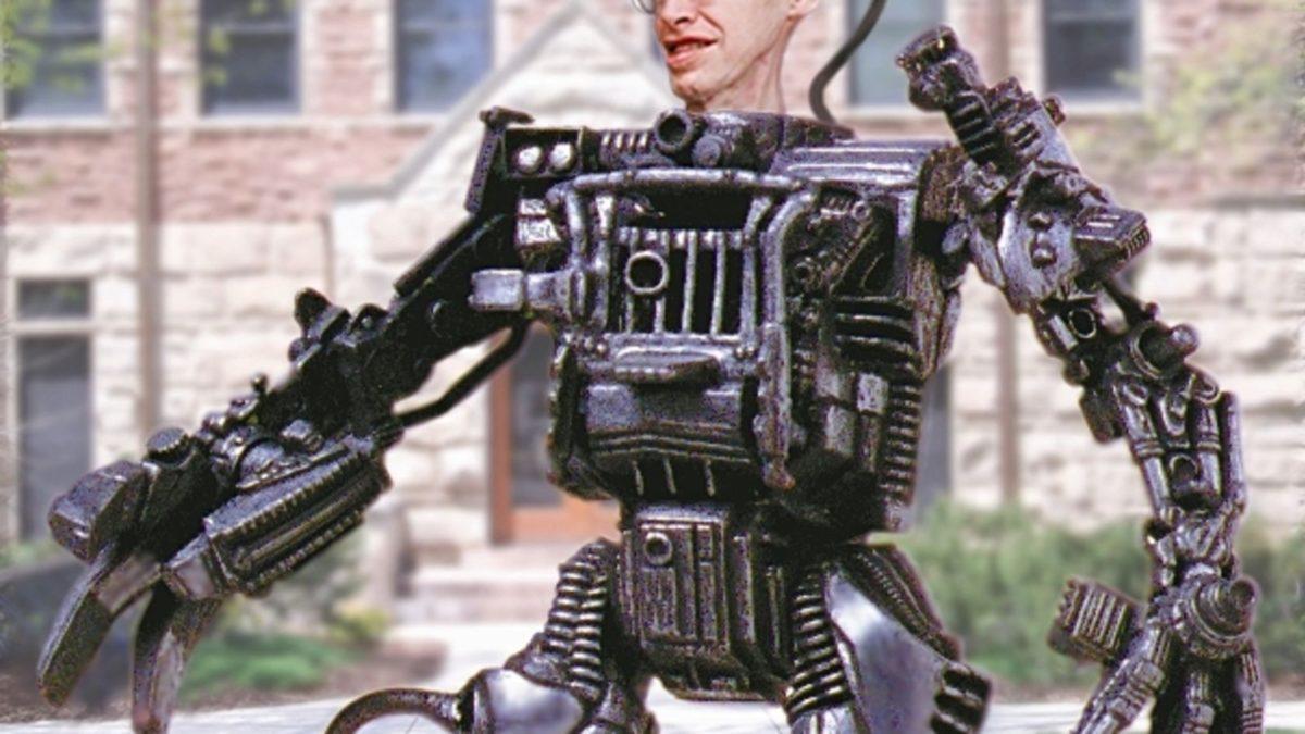 robotic exosleton