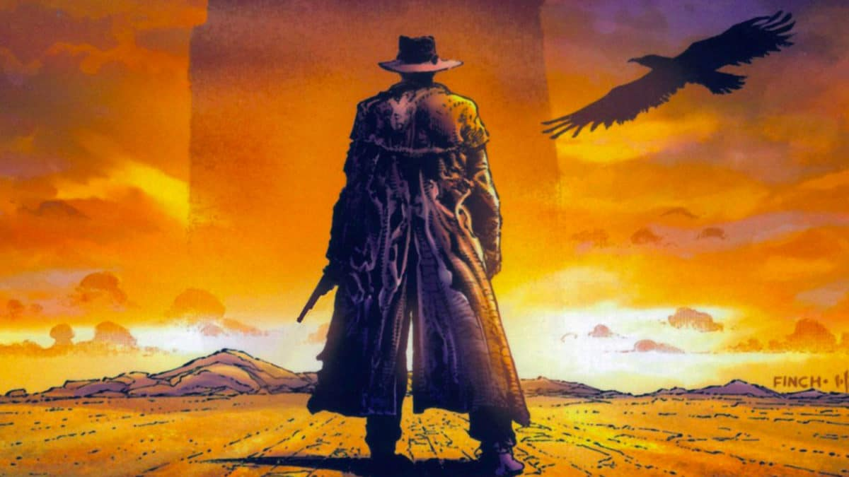 roland deschain romantic core