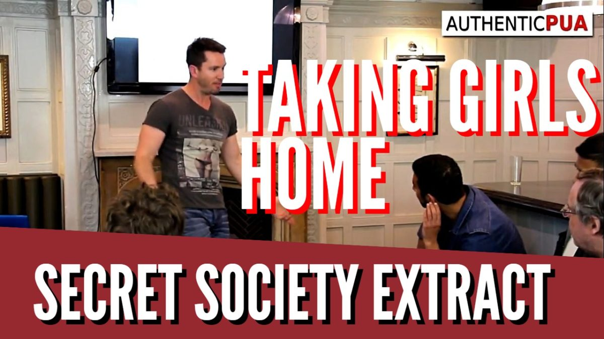 Taking Girls Home: Secret Society Concepts Explained