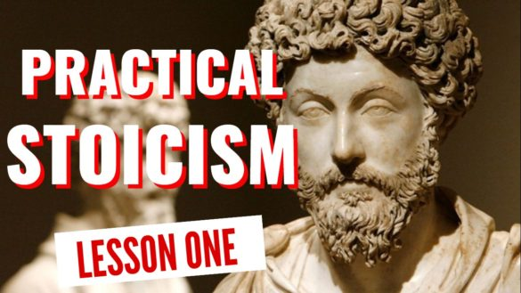 Practical Stoicism : Take A Deep Breath