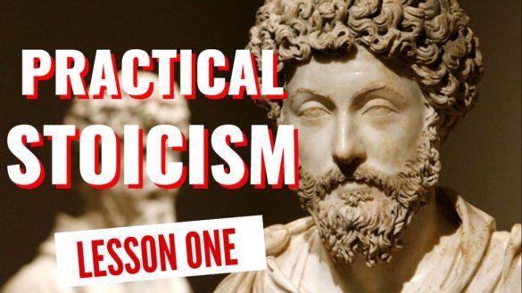 Practical Stoicism : Take A Deep Breath