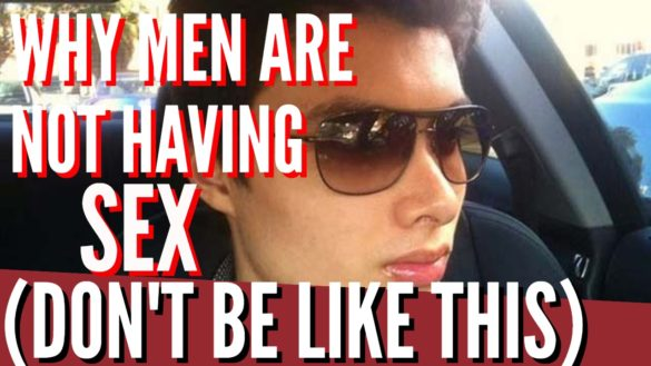 men not having sex