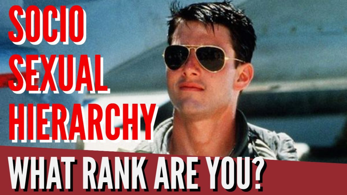 Socio Sexual Hierarchy : What Rank Are YOU?