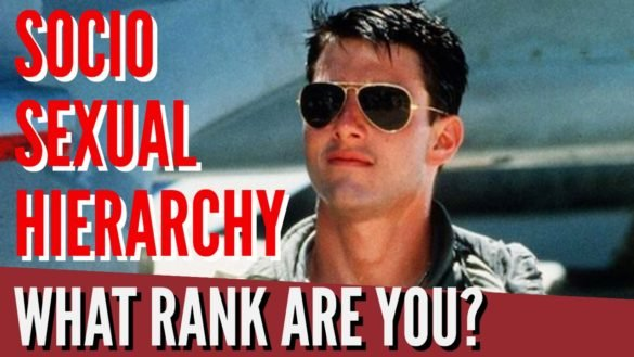 SOCIO sexual hierarchy rank