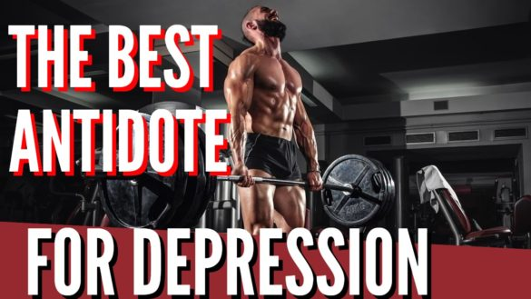 the best antidote to depression