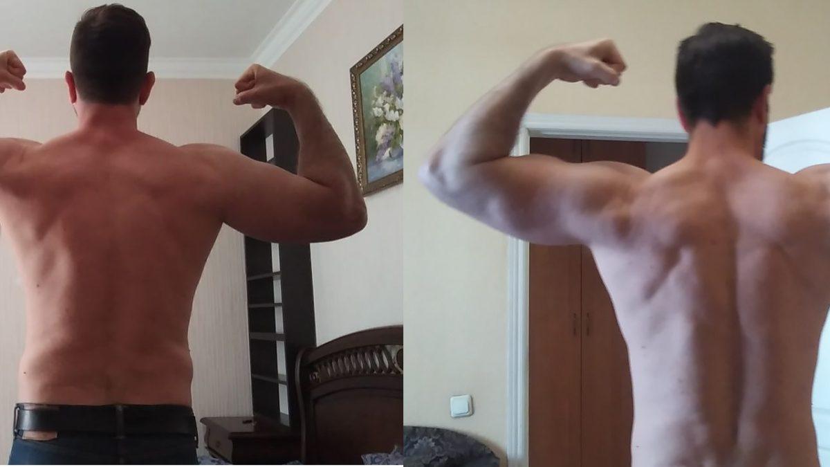 Body Improvement Update 39 Days