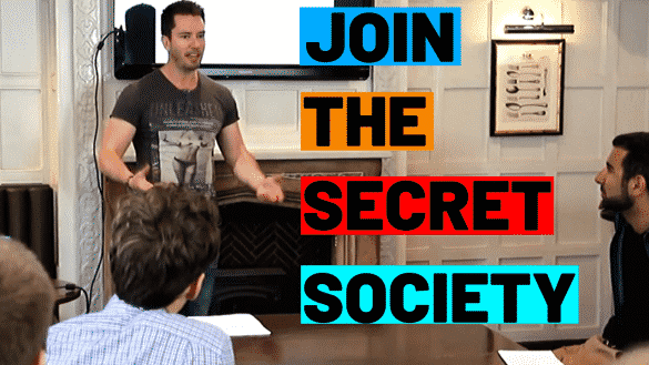 Secret Society 2019 : Brand New Content!