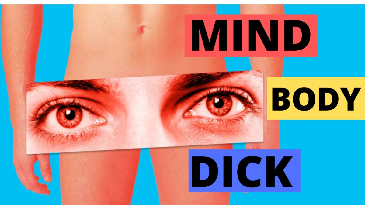 Bar And Coffee Shop Game. Mind / Body / Dick Connection