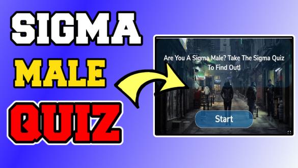 Sigma Male Test