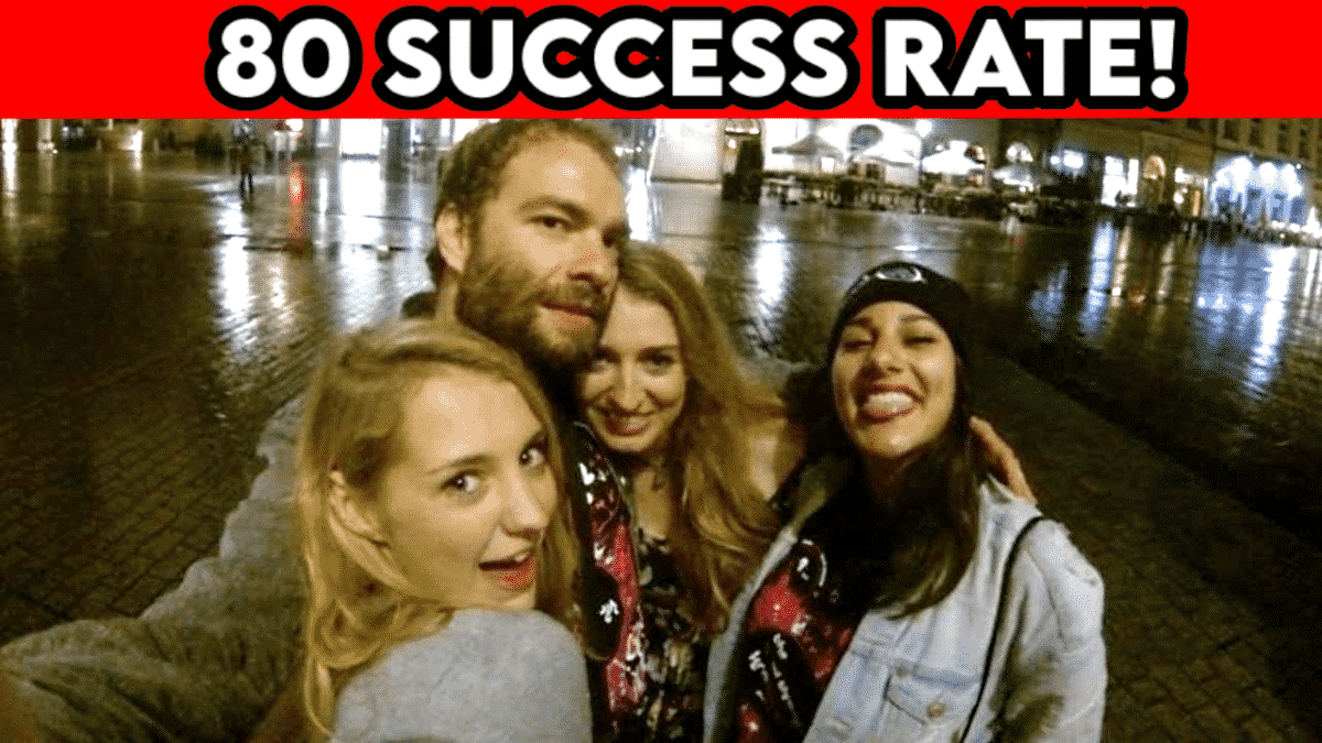 """""""I Get An 80% Success Rate When I Approach Women.  I'm Far Superior To You, Daygaming Pleb"""""""
