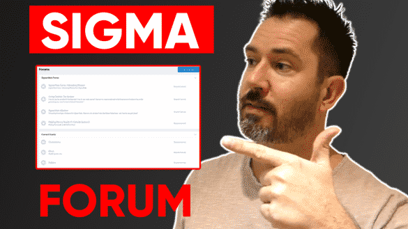 Join The Sigma Male Community Forum!