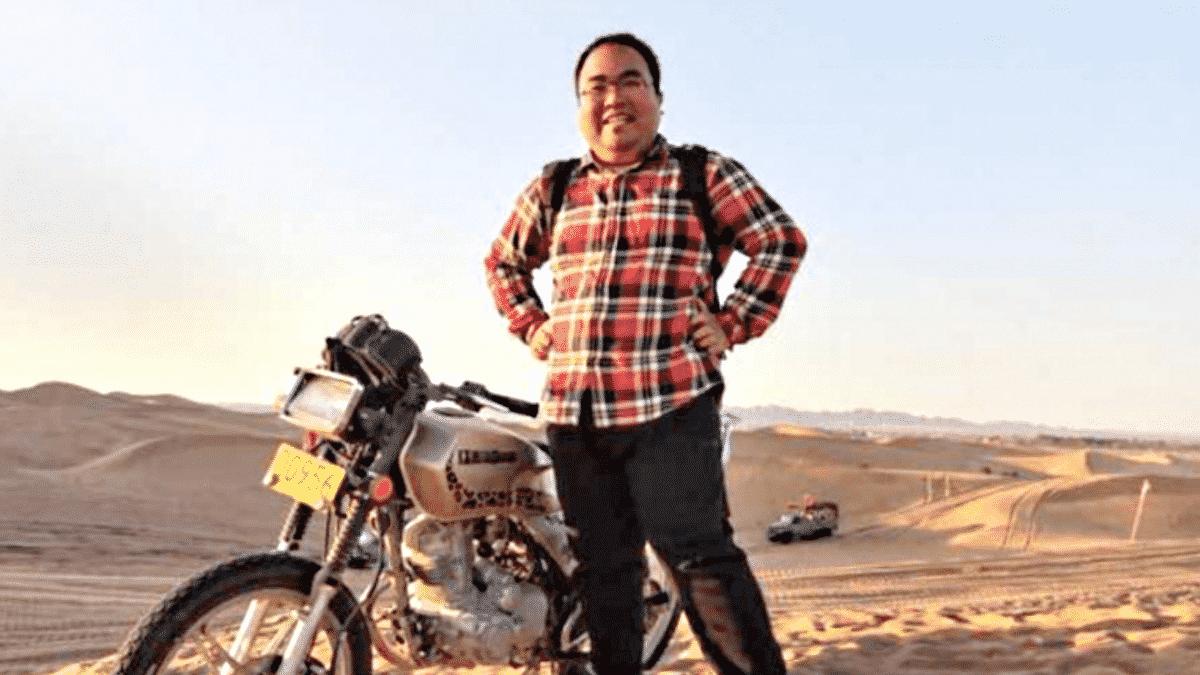 "Zhang Kunwei becomes internet celeb for ""ugly"" dating profile."