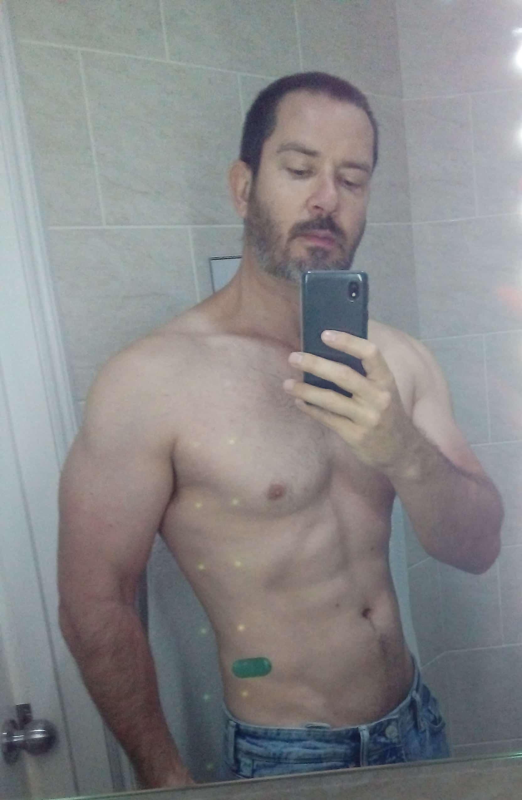 Body Fat Loss In 14 weeks